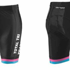 womens 2 piece tri shorts